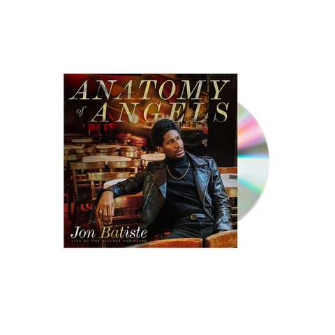 ANATOMY OF ANGELS: LIVE AT THE VILLAGE VANGUARD CD