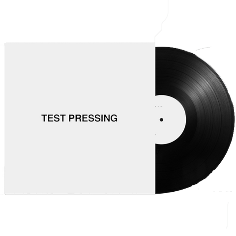 This Dream Of You Test Pressing