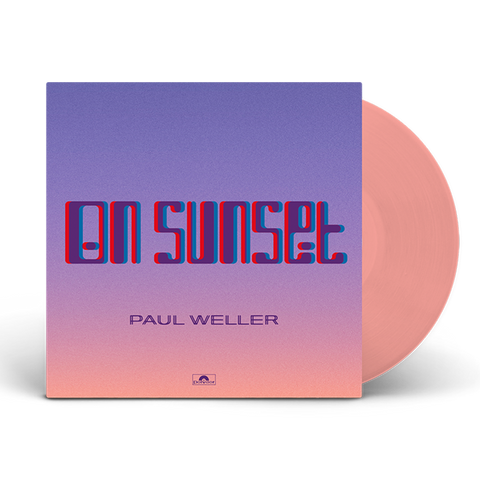 On Sunset D2C Coloured Vinyl