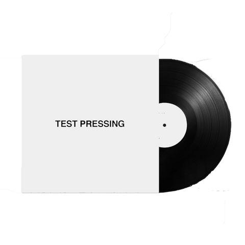 Ella: The Lost Berlin Tapes Test Pressing