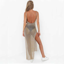 Load image into Gallery viewer, Mesh Dress Cover Up