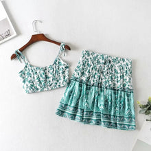 Load image into Gallery viewer, Daisy Boho Co-Ord
