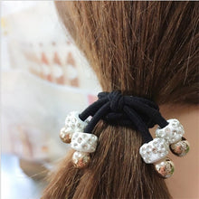 Load image into Gallery viewer, Novelty Pearl Hair Ties