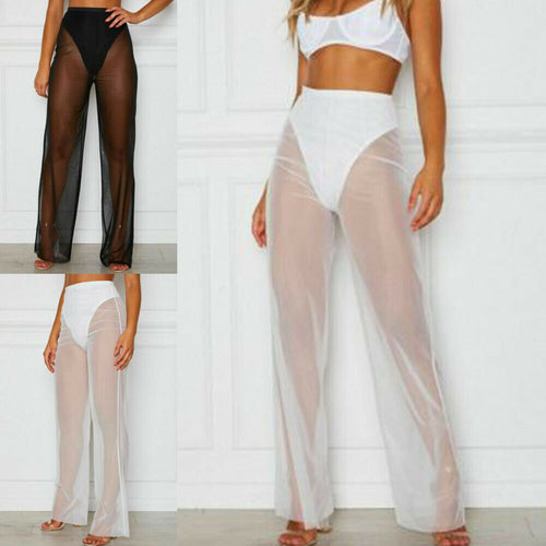 Beachy Mesh Pants