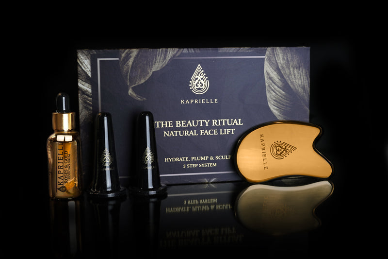 THE BEAUTY RITUAL NATURAL FACE LIFT