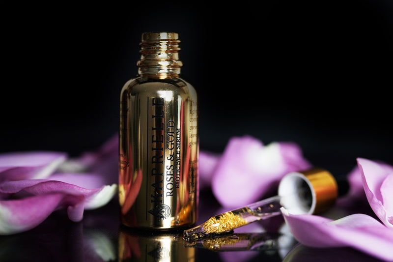 Roses & Gold Exotic Face Serum