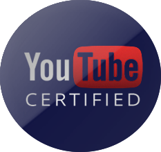 you tube certified