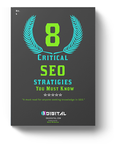 8 SEO STRATEGIES YOU MUST KNOW