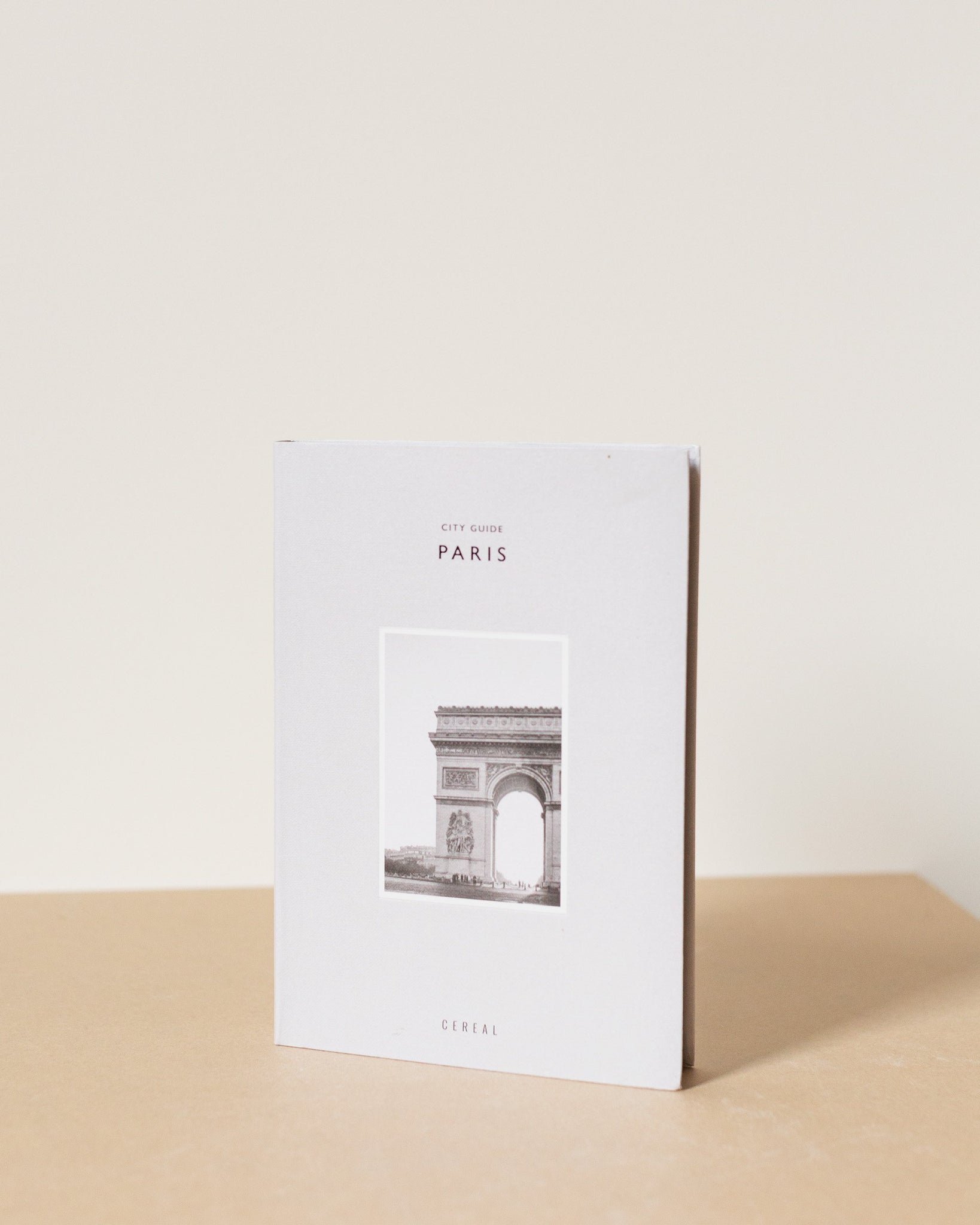 Modern Citizen-Cereal City Guide (Paris)-Books-Paris-
