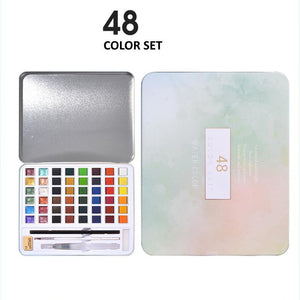 Pearl Metallic Coloring Set