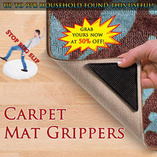 Load image into Gallery viewer, Carpet Mat Grippers