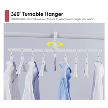 Load image into Gallery viewer, Space Saving Collapsible Hanger