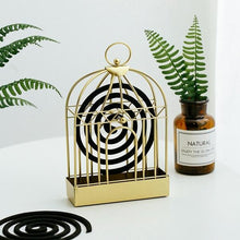 Load image into Gallery viewer, Birdcage Mosquito Coil Holder