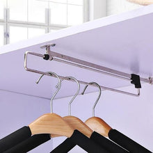 Load image into Gallery viewer, Telescopic Clothes Rail