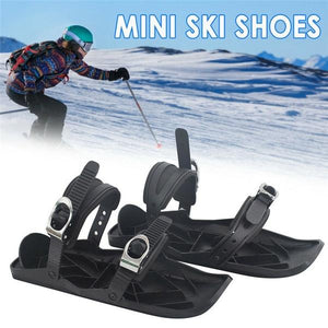 The Portable Mini Ski Board