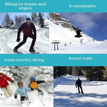 Load image into Gallery viewer, The Portable Mini Ski Board
