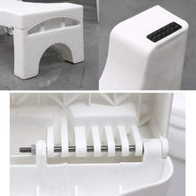 Load image into Gallery viewer, Folding Toilet Stool