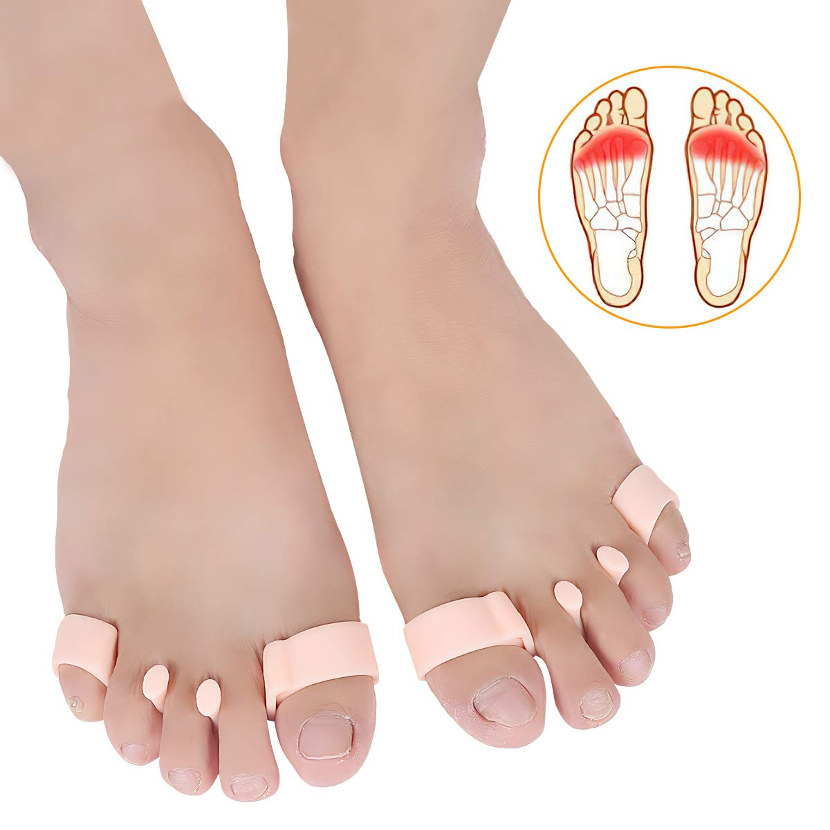 Speedy Slim Toe Sleeve