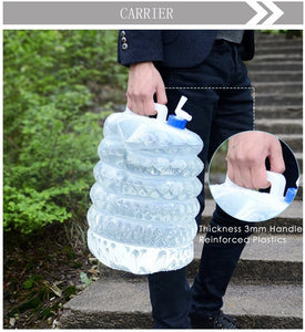 Portable Collapsible Bottle