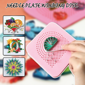 Needle Plate Winding Disc