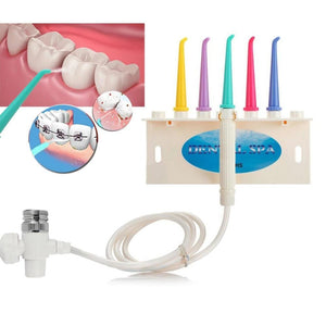 Water Jet Dental Floss