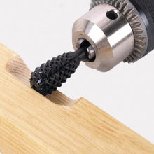 Load image into Gallery viewer, Woodworking Rasp Drill Bit