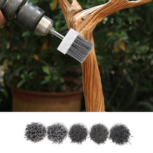 Deburring Abrasive Steel Wire Brush
