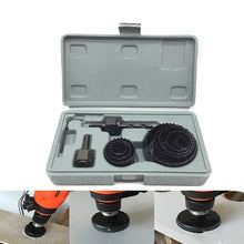 Load image into Gallery viewer, Hole Saw [13 pcs (19mm-127mm)]