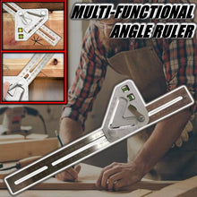 Load image into Gallery viewer, Carpentry Angle Ruler