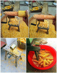 Dried Corn Shredder
