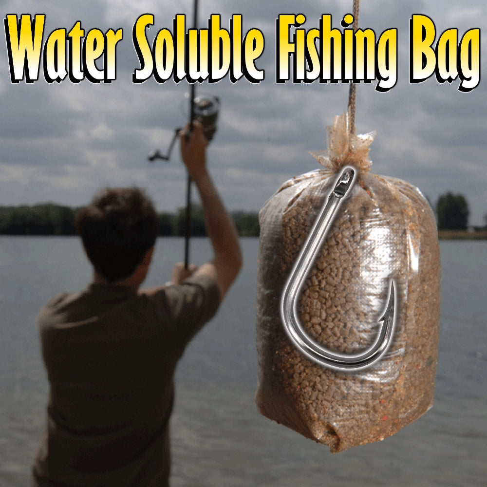 Water Soluble Fishing Bag (50Pcs)