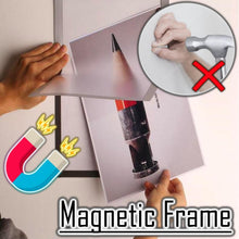 Load image into Gallery viewer, Magnetic Frame