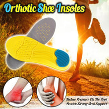 Load image into Gallery viewer, Orthotic Shoe Insoles
