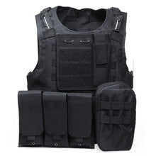 Load image into Gallery viewer, Tactical Military Vest