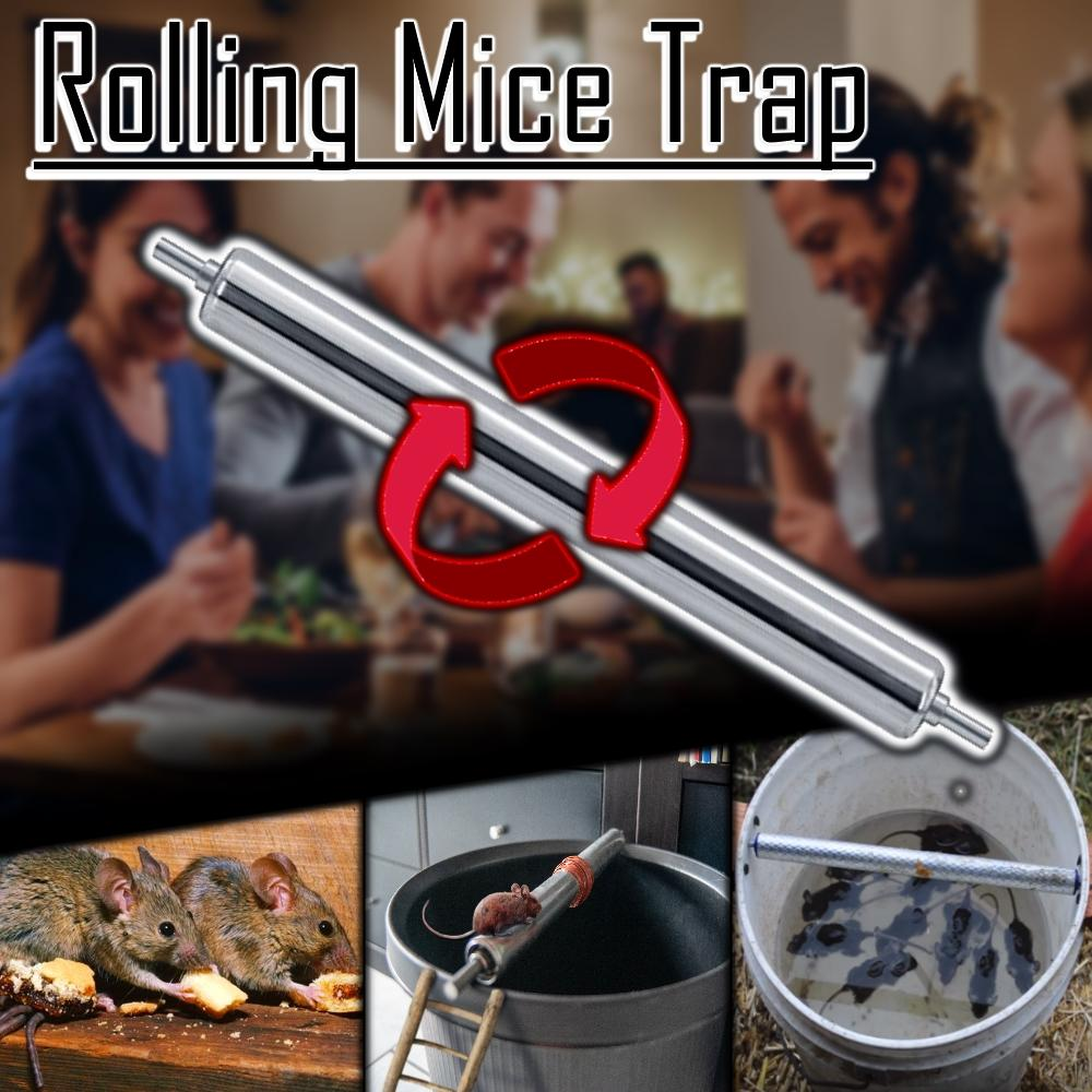 Rolling Mice Trap