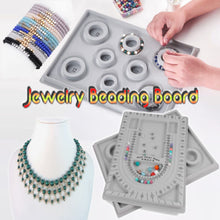 Load image into Gallery viewer, Jewelry Beading Board