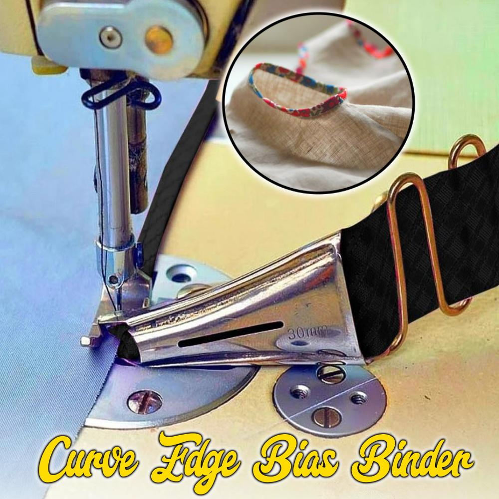 Curve Edge Bias Binder