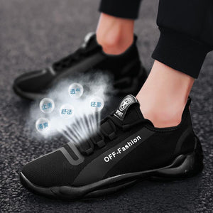 Skull Mesh Sports Casual Shoes L-G772