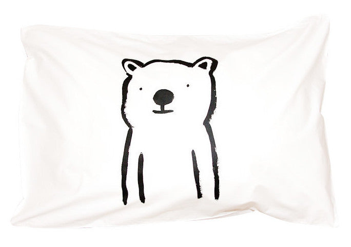 Bear Pillowcase