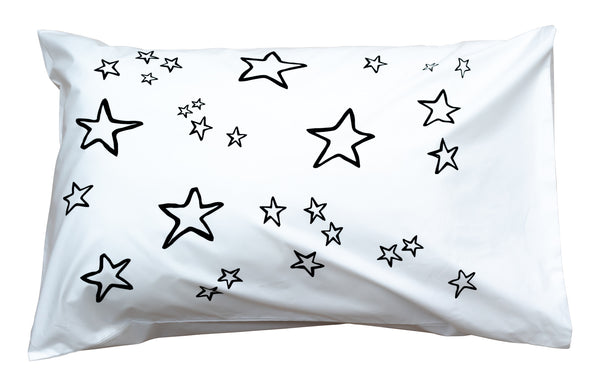 Matariki Stars Pillowcase