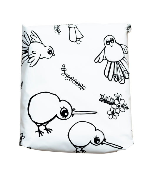 Bird Party Duvet Cover