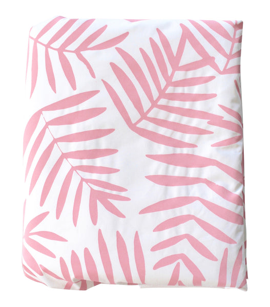 Pink Paradise Duvet Cover