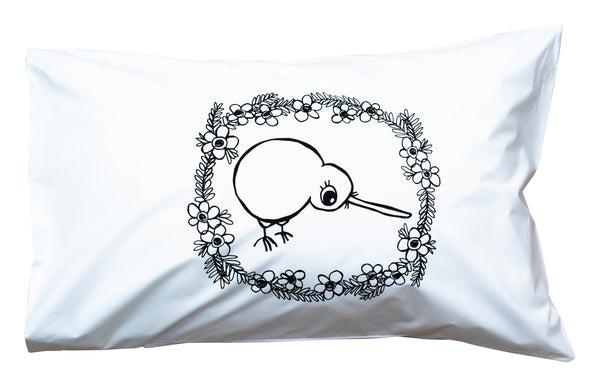 Kiwi Pillowcase