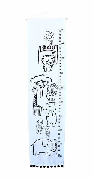 Zoo World Growth Chart