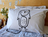 Little Penguin Pillowcase