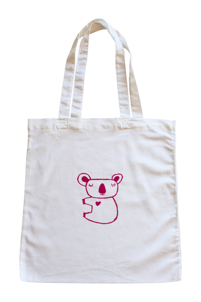 Poppy the Koala Book Bag