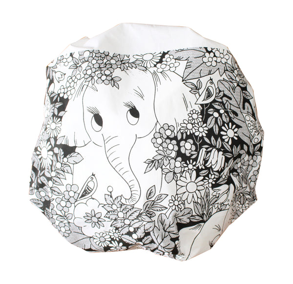 Coco the Elephant Fitted Cot Sheet