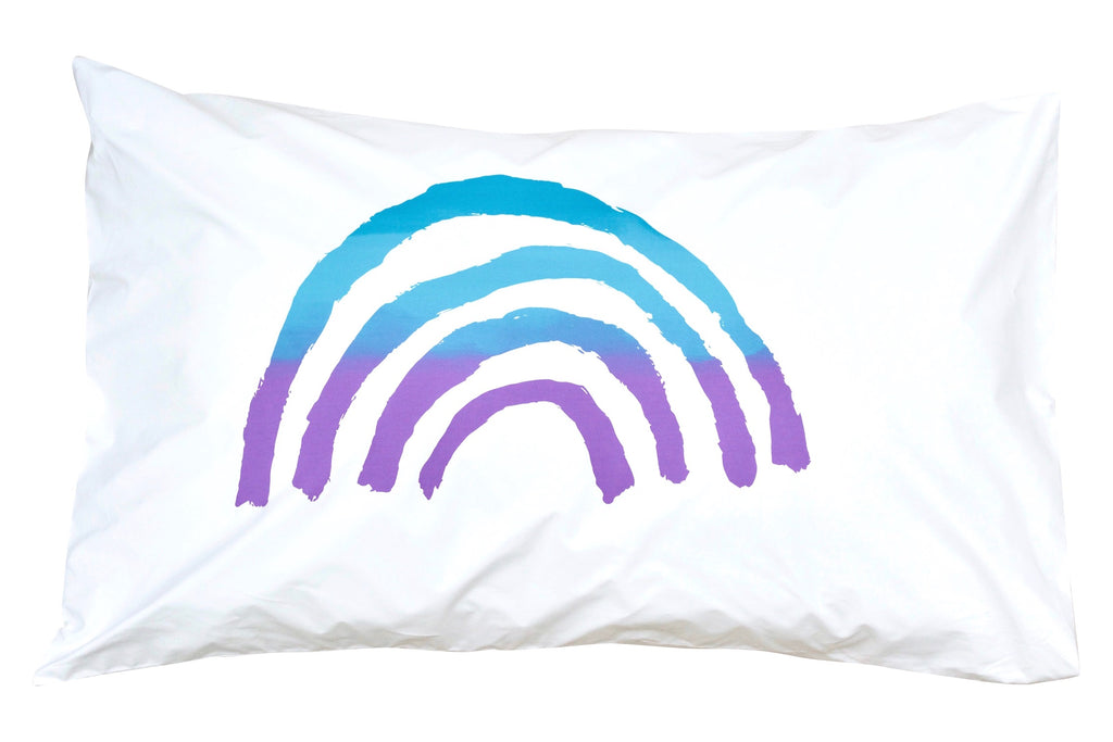 Raro Rainbow Pillowcase