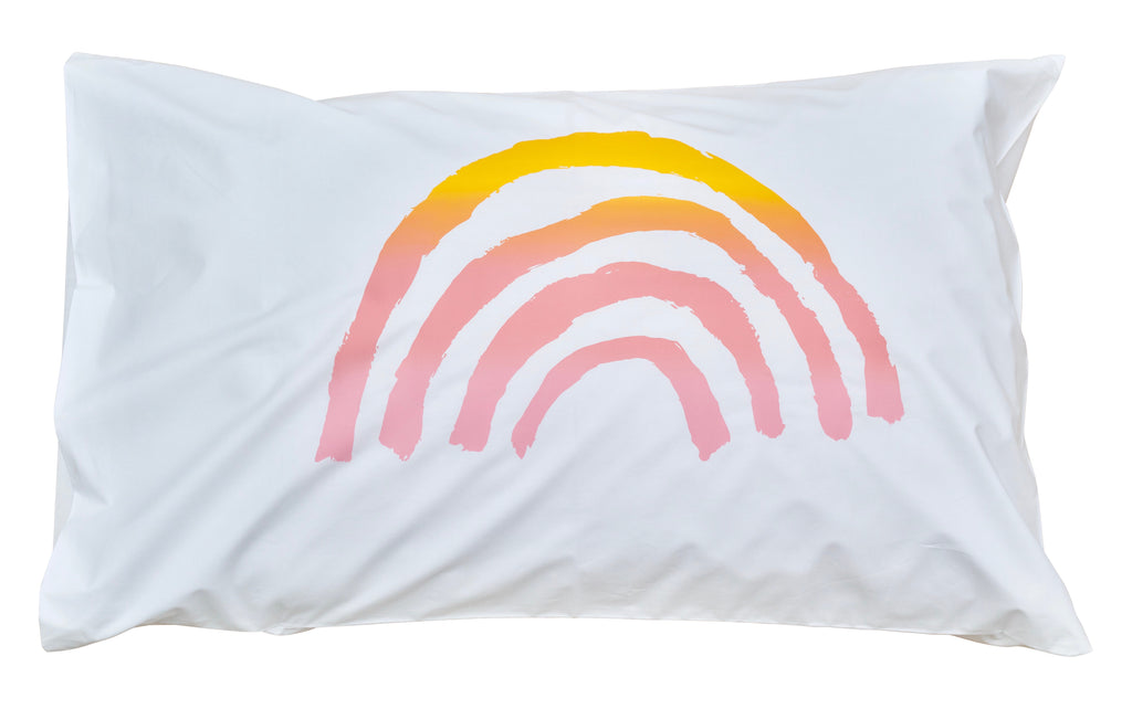 Indi Rainbow Pillowcase