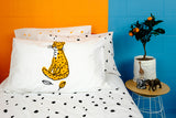 Cheetah Tabu Pillowcase